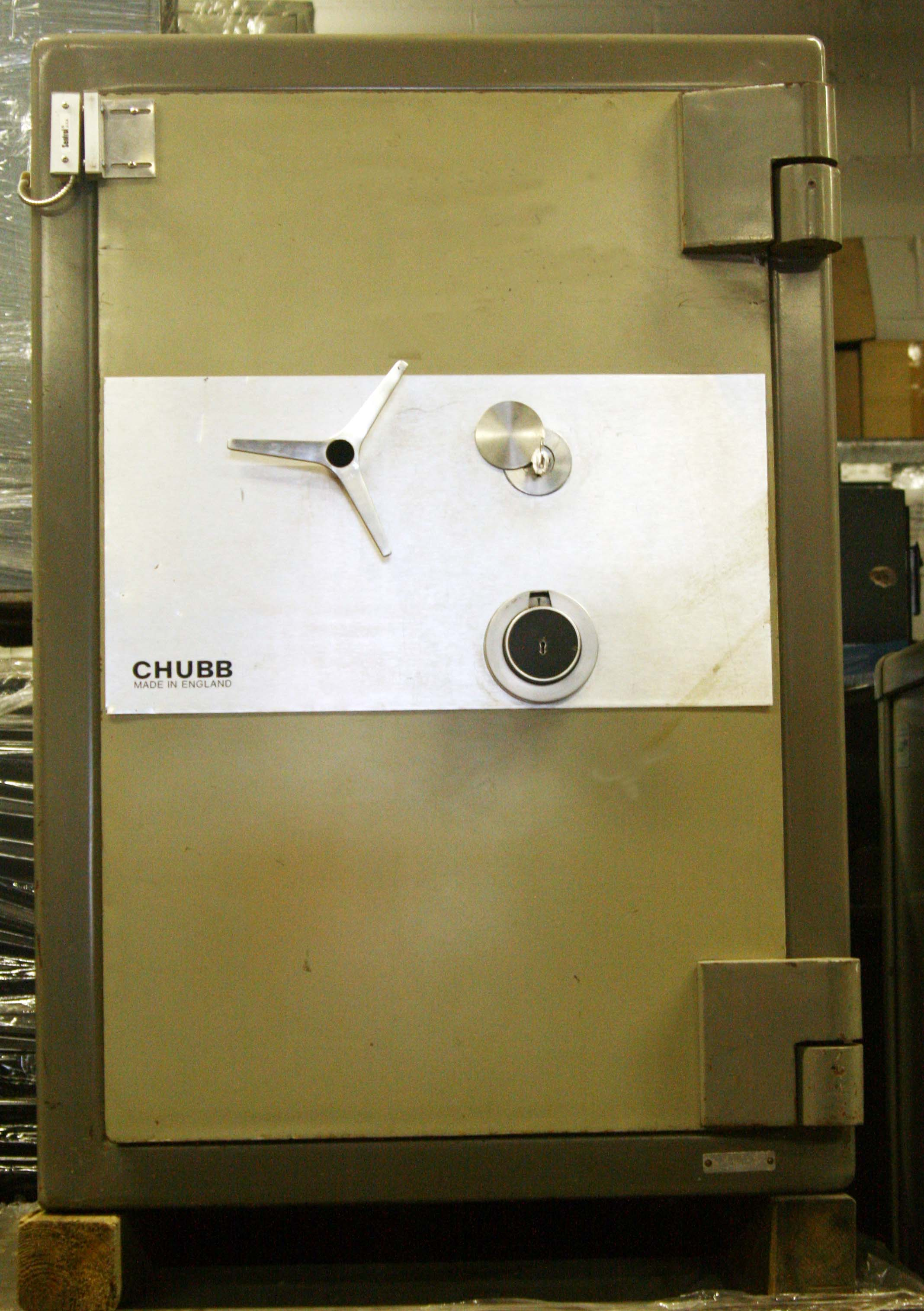 Chatwood-Milner Chubb 3420 TRTL-30x6 Equiv.