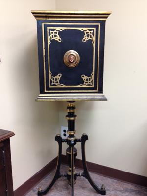 Marvin Pedestal Safe (Brothel Safe)