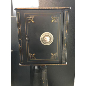 Herring Pedestal Safe: Accu-Safes Inc