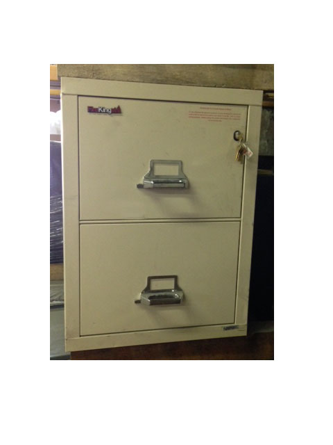 FireKing One-Hour File Cabinet